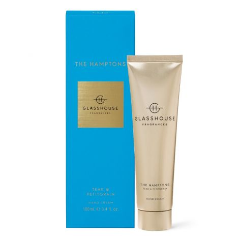Glasshouse Hand Cream The Hamptons 100ml